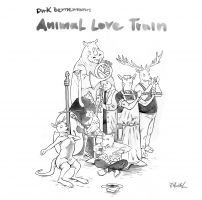 Animal Love Train